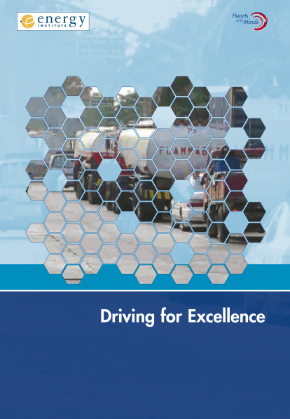 Driving for excellence